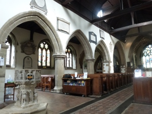 St John, Hillingdon, west London, is a rare example of a suburban medieval church that makes a big effort to stay open.