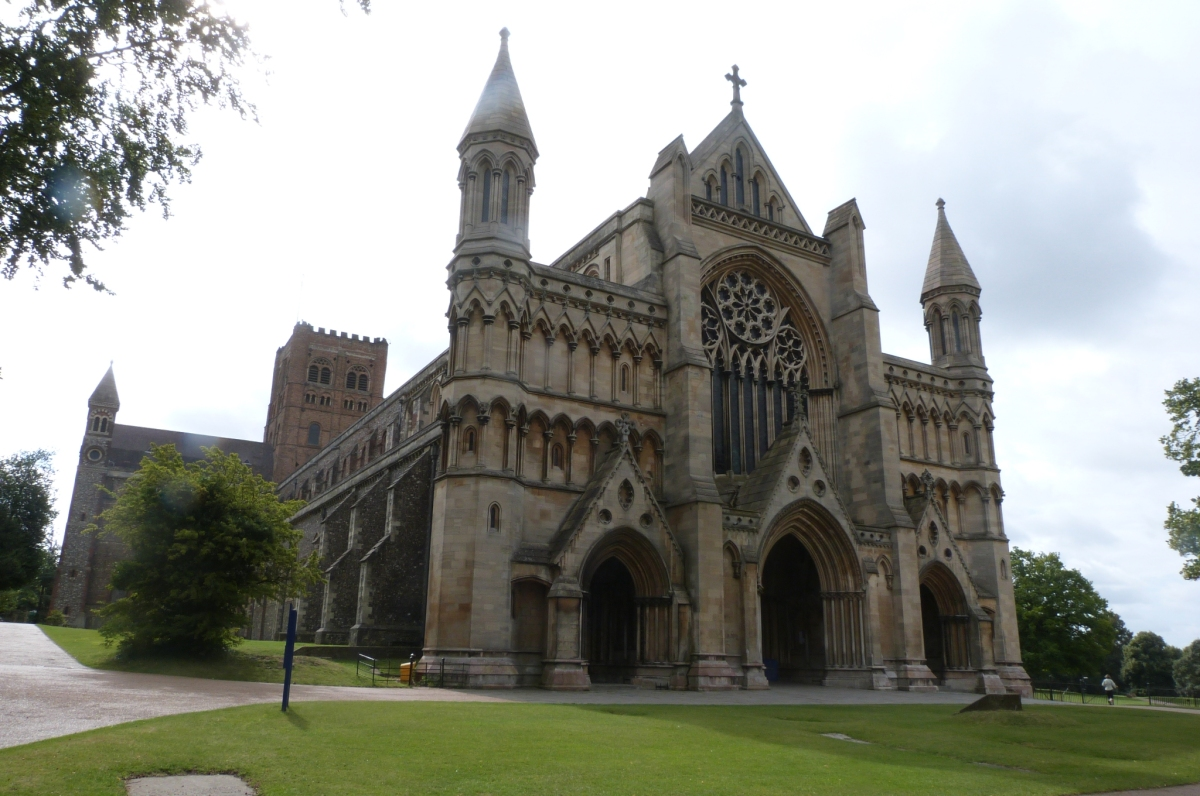 The tragic tale of St Alban's Abbey